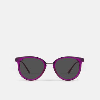 mó sun 192I, purple/gun metal, large