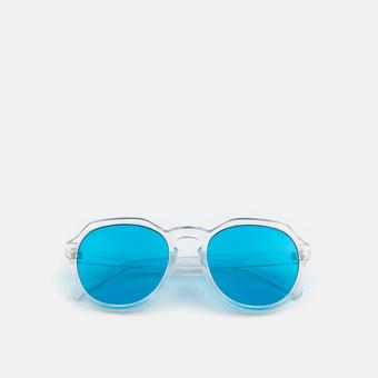 mó sun one 84I B, crystal/turquoise, large