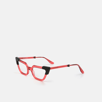 mó geek 84A A, coral-black, large