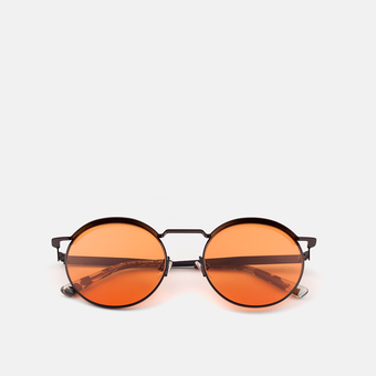 mó sun geek 67M B, black/orange, large