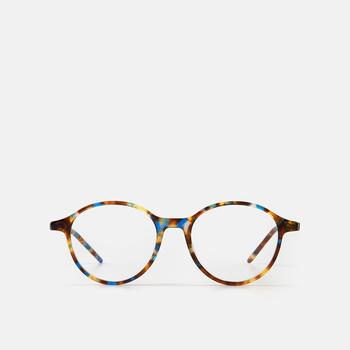 mó slim 87A A, havana-blue, large