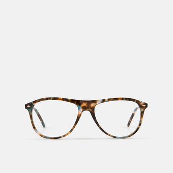 mó upper 428A B, blue-brown, large