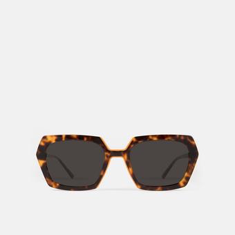 mó sun geek 74A B, havana/orange, large