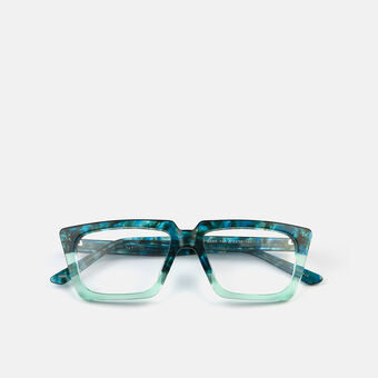 mó geek 74A A, blue/green, large