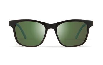 ònix, black/green, large