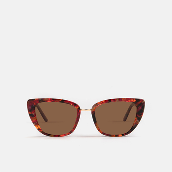 mó sun rx 213A, red-orange, large