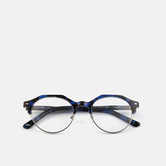 mó upper 420M A, blue/gun metal, large