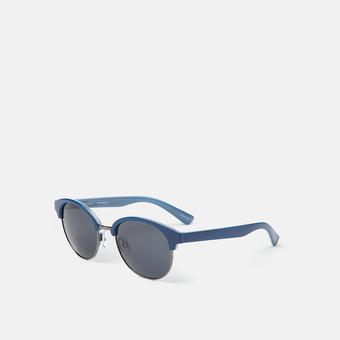 mó sun 201M B, blue/gun metal, large