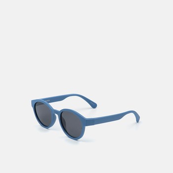 mó PIRANHA SUN, blue, large