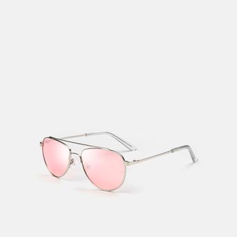 mó sun kids 92M C, silver/pink, large