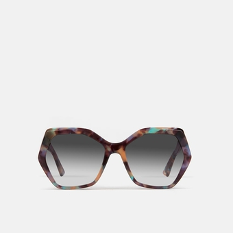 mó sun geek 52A A, purple-brown, large