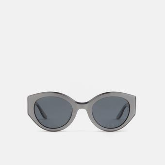 mó sun geek 103A A, pearl grey, large
