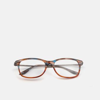 mó plus 182A B, blue-brown/brown, large
