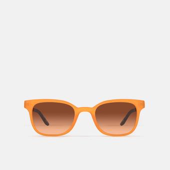 mó sun one 91I B, amber/tortoiseshell, large
