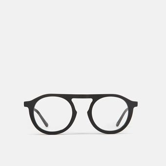 mó geek 60A, matt black, large