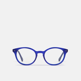 mó kids 149A B, blue/pattern, large