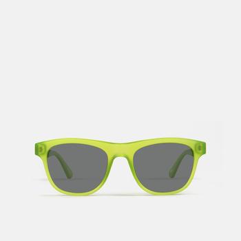 mó sun kids 89I, fluor green, large