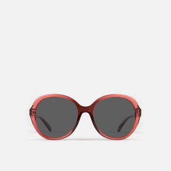 mó sun 179I, burgundy/pink, large