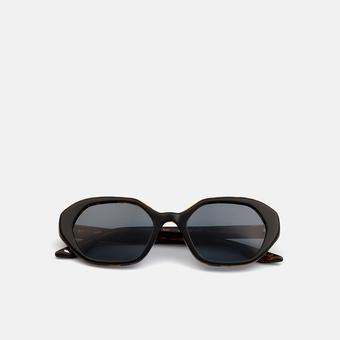 mó sun geek 105A A, black/carey, large
