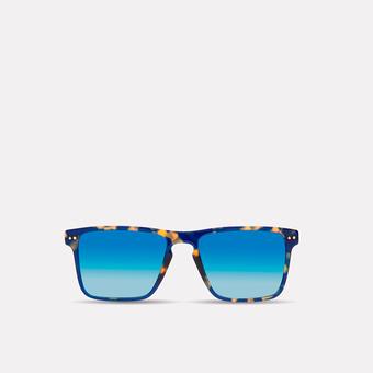 mó sun geek 45A B, havana/blue, large