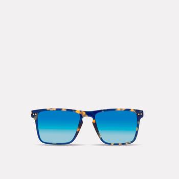 mó sun geek 45A, havana/blue, large