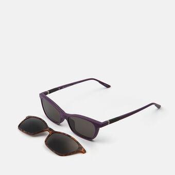 mó slim 104I A, purple, large