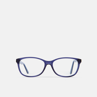 mó casual 74A A, purple/blue, large