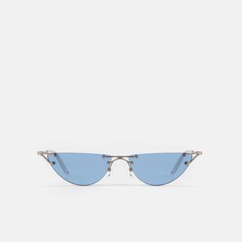 mó sun geek 83AI A, blue-silver, large