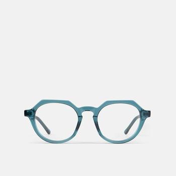 mó geek 59A, blau/gris, large