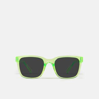 mó sun kids 84I, fluor green, large