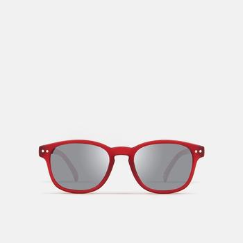mó sun kids 67I B, red/silver, large