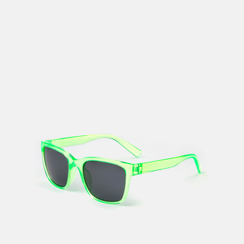 mó sun kids 84I A, fluor green, large
