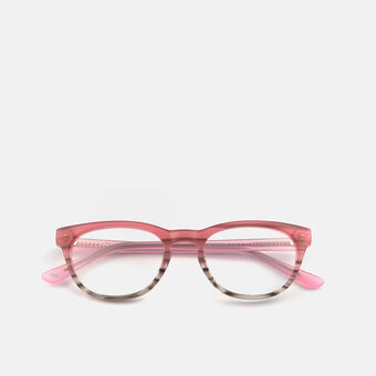 mó junior 67A, pink/brown, large