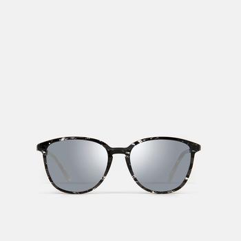 mó sun rx 185A, black/silver, large