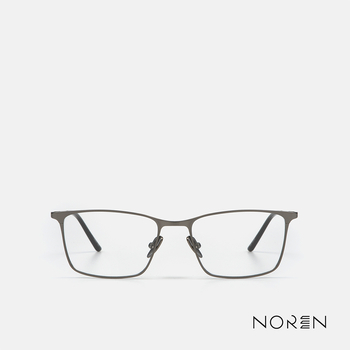 NOREN BARRY, gun metal, large