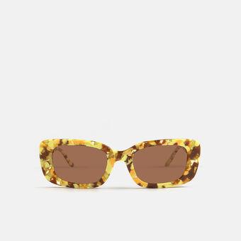 mó sun geek 95A, yellow-brown, large