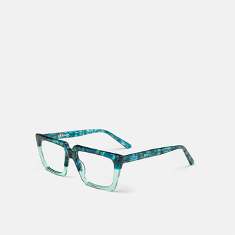 mó geek 74A A, blue/green, large