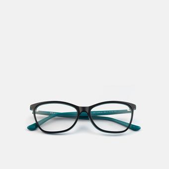 mó casual 86A A, dark blue/green, large
