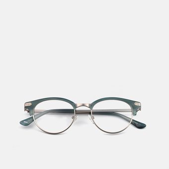 mó upper 389M C, green/gun-metal grey, large