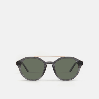 mó sun geek 90A A, grey-gold, large