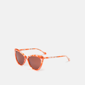 mó sun geek 71A A, orange/brown, large