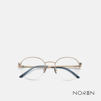 NOREN JARVIS, light gold, large