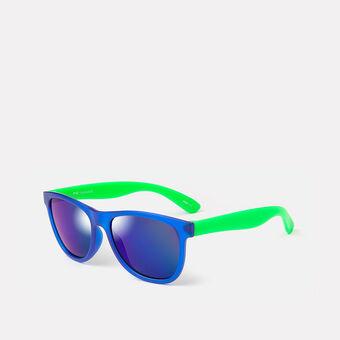 mó sun kids 60I B, dark blue/green, large