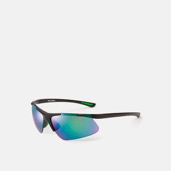 mó sun sport 02I, black/green, large