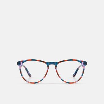 mó junior 78A C, orange-blue, large