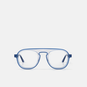 mó geek 79A A, crystal/blue, large