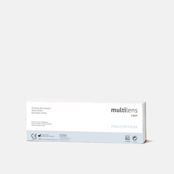 multilens 1 day (30 lentes), , large