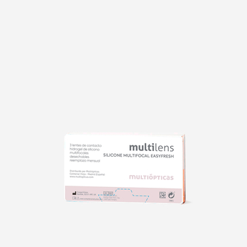 multilens silicone multifocal EASY FRESH pk3, , large