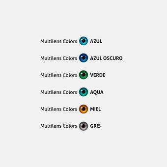 multilens colors, , large