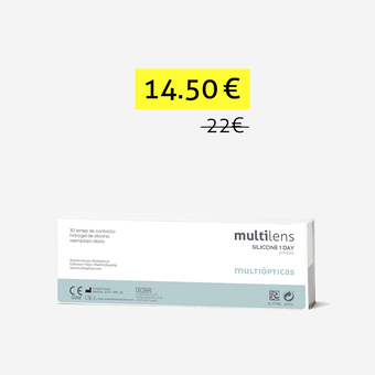 multilens silicone 1 day, , large